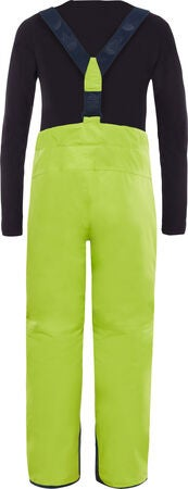 The North Face Snowquest Suspender Plus Bukse, Lime Green