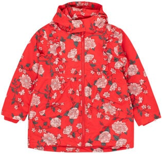 Hust & Claire Ona Jacket, Poppy Red