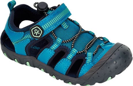 Color Kids Thorold Sandal, Blue Sapphire