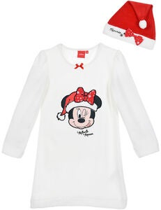 Disney Minni Mus Nattkjole, Off White