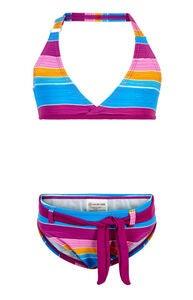 Color Kids UV-Bikini UPF 40+, Berry