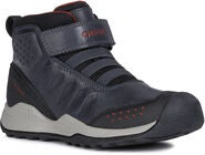 Geox Teram ABX Sko, Navy/Dark Red