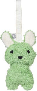 Franck & Fischer Louise Hengende Rangle Rabbit, Green