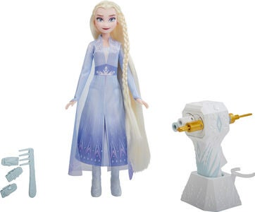 Disney Frozen 2 Hair Play Dukke Elsa