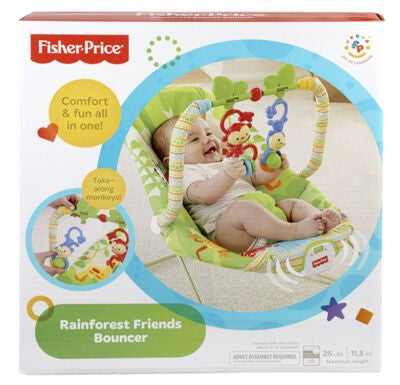 Fisher-Price Vippestol Gear Sig Style