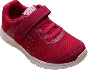 Color Kids Trip Sneaker, Raspberry