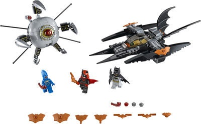 LEGO Super Heroes 76111 Brother Eye Takedown