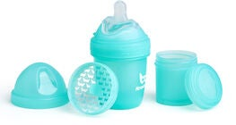 Herobility Baby Bottle 140 ml, Blå