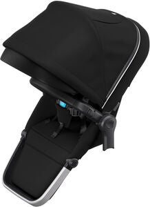 Thule Sleek Sittedel, Midnight Black