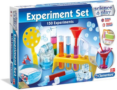 Clementoni Science & Play 150 Experiment