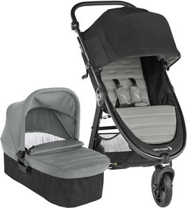 Baby Jogger City Mini GT 2 Duovogn, Slate Black