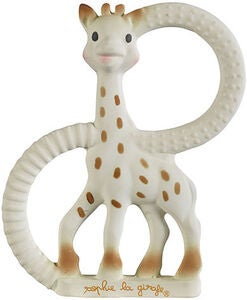Sophie the Giraffe So Pure Dubbel Myk Bitering