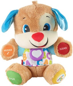 Fisher-Price Laugh & Learn Smart Stages Kosebamse
