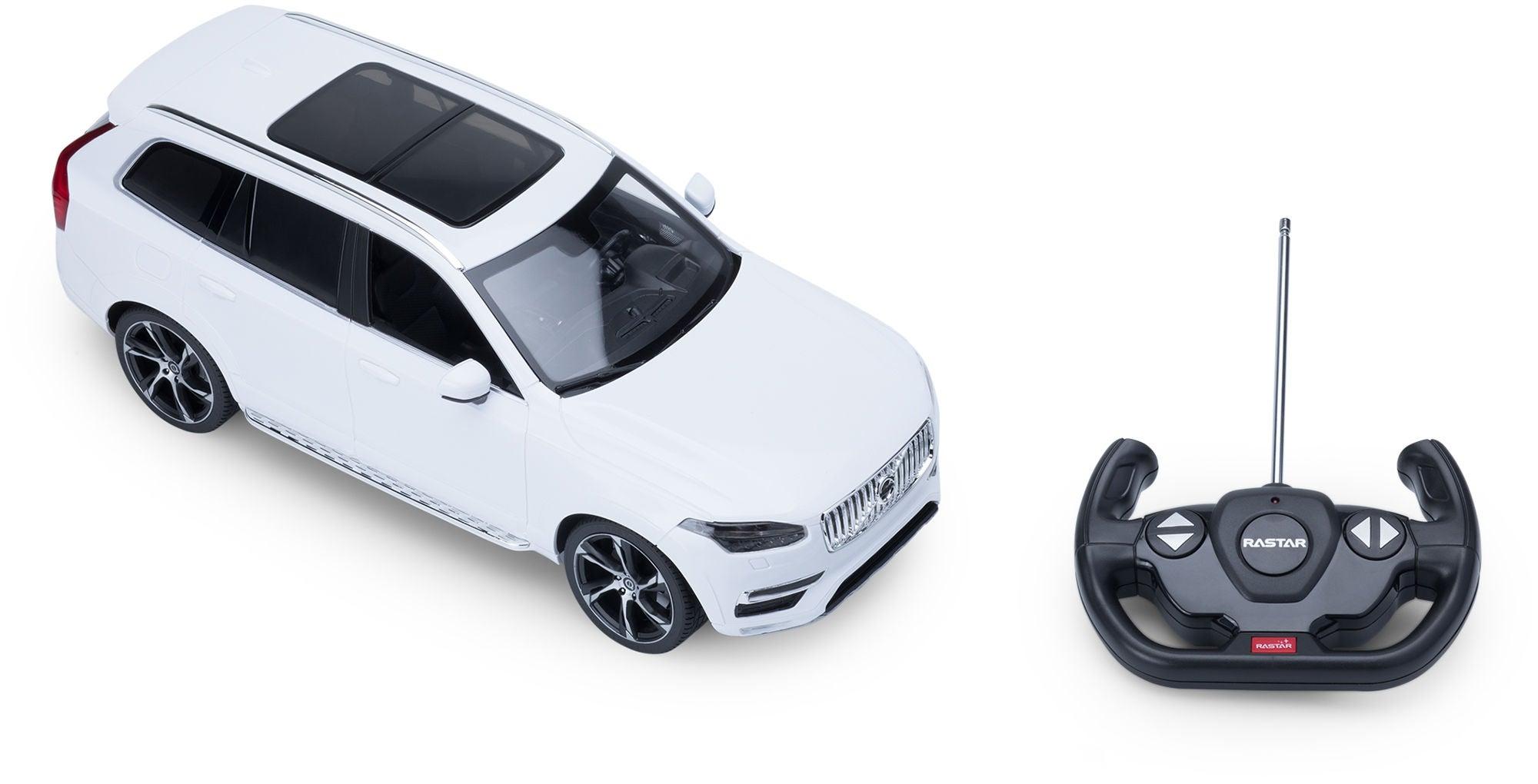 Volvo XC90 Radiostyrt Bil, Hvit
