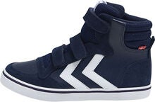 53dcd06b8ff6 Hummel Stadil Leather High Jr Sneaker