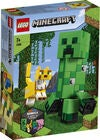 LEGO Minecraft 21156 BigFig Creeper og Ozelot