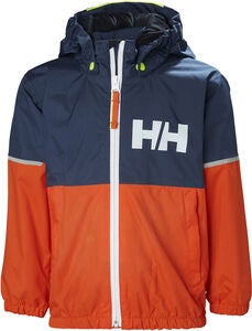 Helly Hansen Block It Regnjakke, Catalina Blue