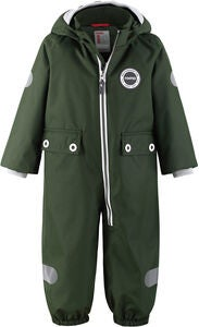 Reimatec Mynte Parkdress, Dark Green