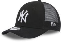 New Era MLB 9Forty Kids Mesh Kaps, Black/White