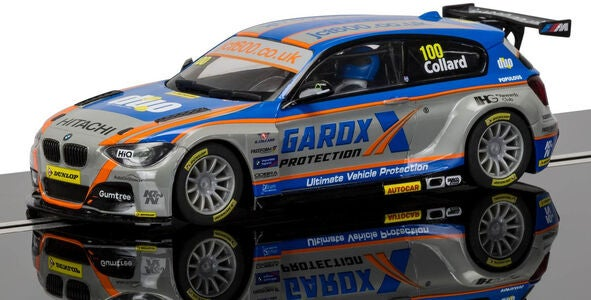 Scalextric Bilbane BTCC BMW 125 Series 1 Rob Collard