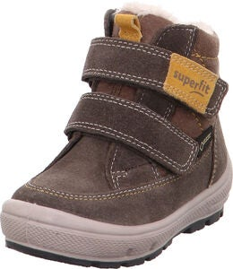 Superfit Groovy GTX Sneaker, Brown