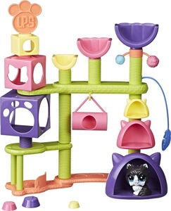 Littlest Pet Shop Lekesett Cat Hideaway