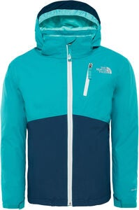 The North Face Snowquest Insulated Jakke, Kokomo Green
