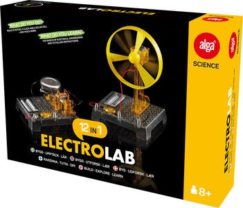 Alga Science Electrolab 12in1