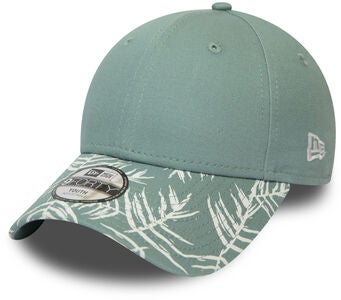 New Era Palm Print 9FORTY KIDS NE Kaps, Beach Kiss Blue