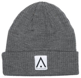 Wearcolour Y Beanie Lue, Grey Melange