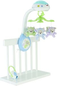 Fisher-Price Uro Butterfly Dreams 3-In-1