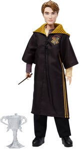 Harry Potter Triwizard Tournament Dukke Cedric