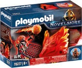 Playmobil 70227 Knights Fire Guardian With Ghost