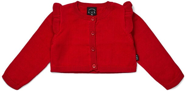 Luca & Lola Giana Cardigan Baby, Red