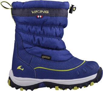Viking Windchill GTX Vintersko, Dark Blue/Navy