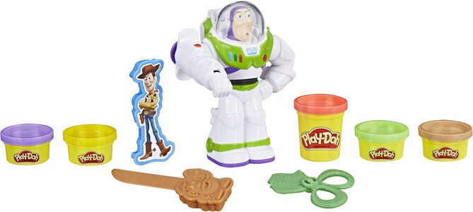 Play-Doh Lekeleire og Disney Figur Buzz Lightyear