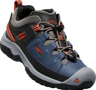 KEEN Targhee Low WP Sko, Blue Night/Tea