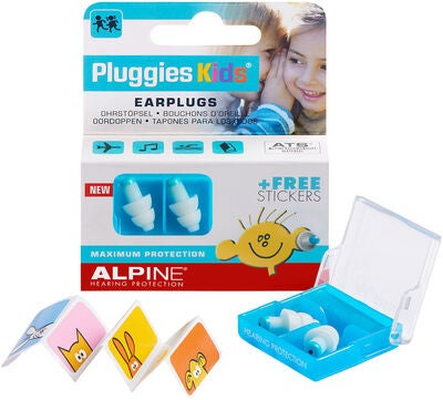 Alpine Pluggies Kids Ørepropper