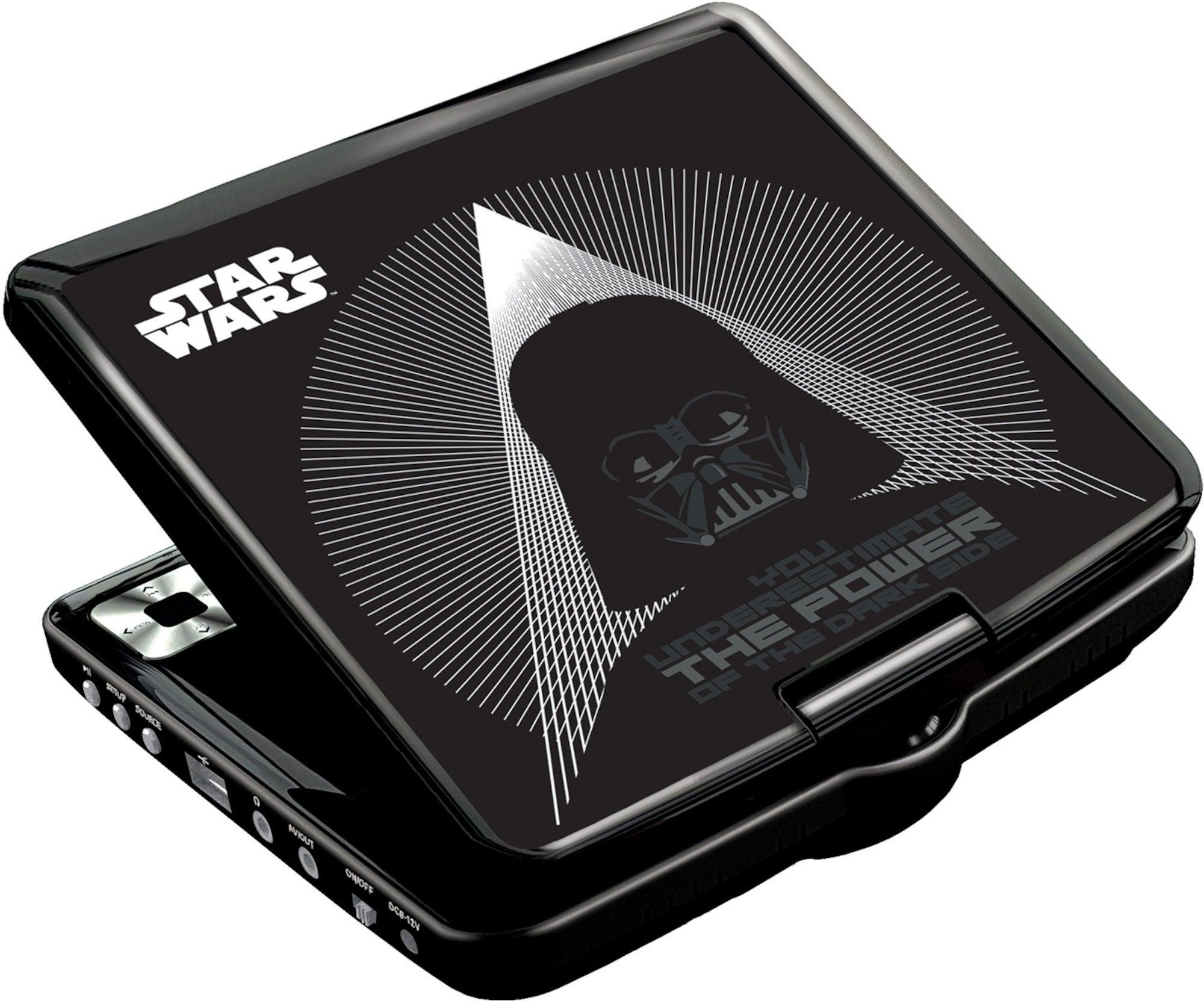 Star Wars Portabel DVD-spiller