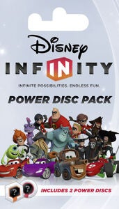 Disney Infinity Power Disc Wave 3 2-pack