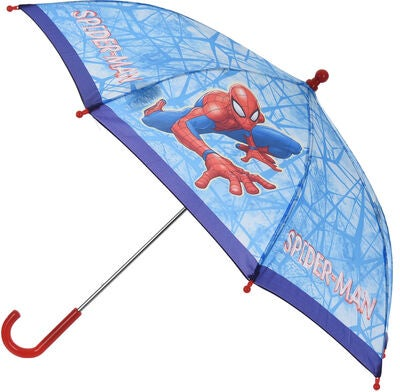 Marvel Spider-Man Paraply, Blue