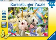 Ravensburger Puslespill Don´t Worry, Be Happy 100 Brikker