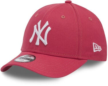 New Era MLB 9Forty Kids Kaps, Corall White