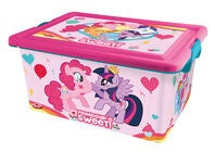 My Little Pony Oppbevaringskasse 13L