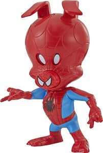 Marvel Spider-Man Figur Squishy Hero Action Spider-Ham