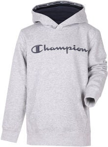 Champion Kids Hettegenser, Gray Melange Light