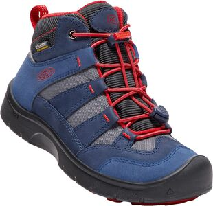 KEEN Hikeport Mid WP Sneakers, Dress Blue
