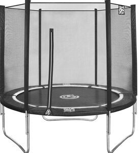 Game On Sport Trampoline Jumpline 244 cm, Svart