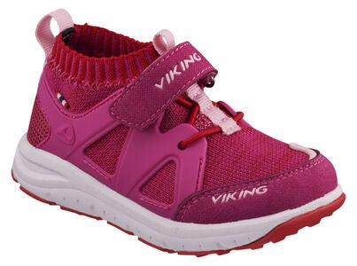 Viking Aasane Sneaker, Magenta/Red
