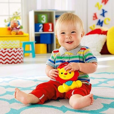 Fisher-Price Babygym Med Musikk 3-In-1